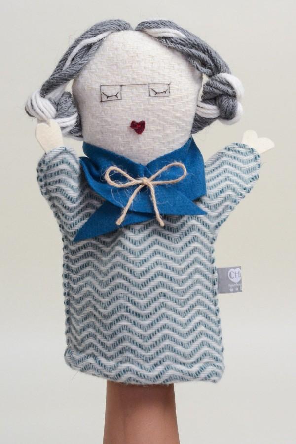 Marionnette | Grand-mère