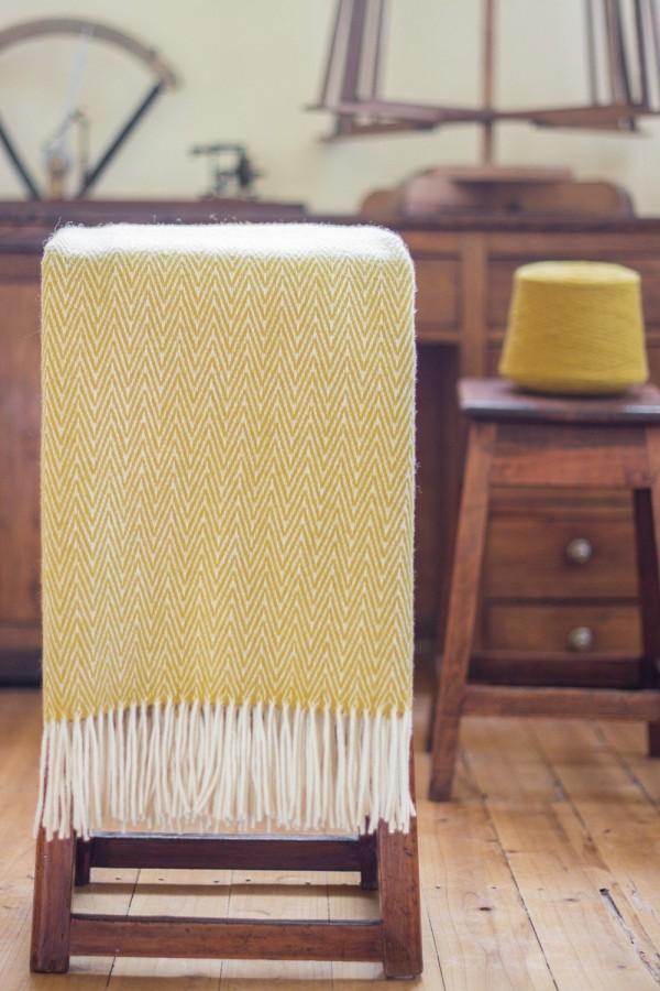 Manta Lã Espinho
