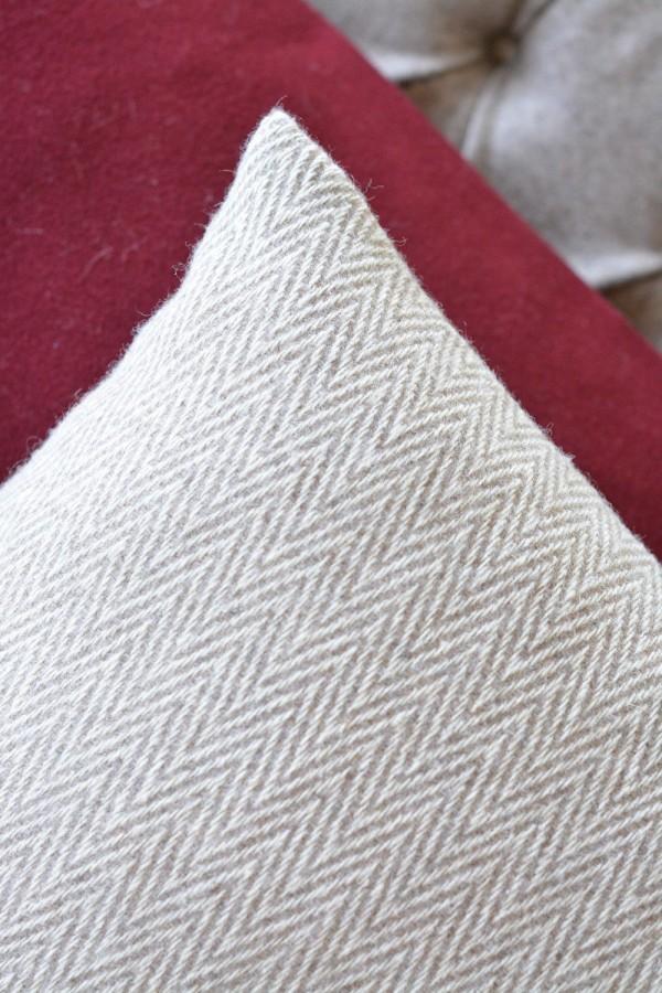 Capa de Almofada Lã Espinho