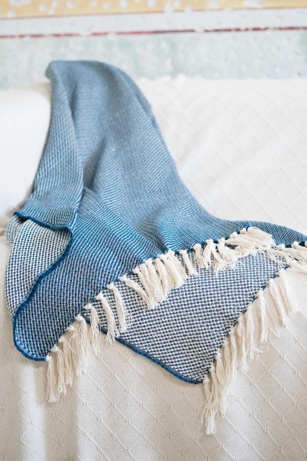 Cotton Blanket | Tie