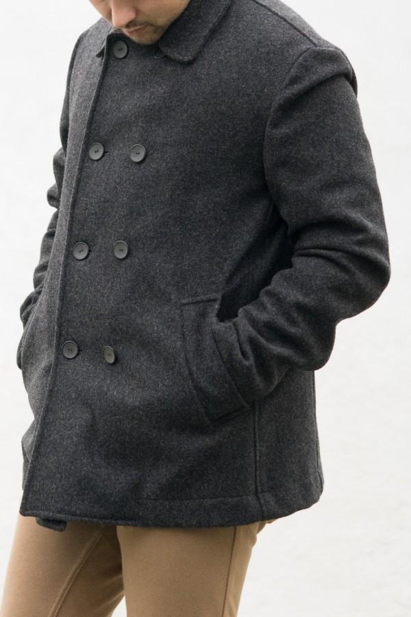 """Caban"" Coat"